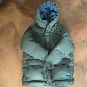 Gap boys size 8 puffer coat